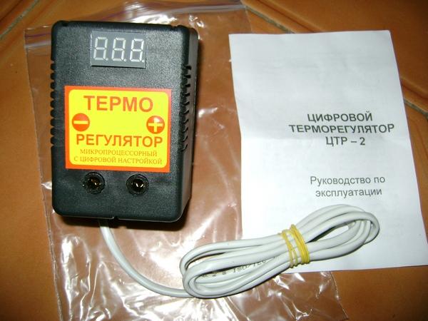Терморегулятор для инкубатора: его значение и самостоятельная сборка