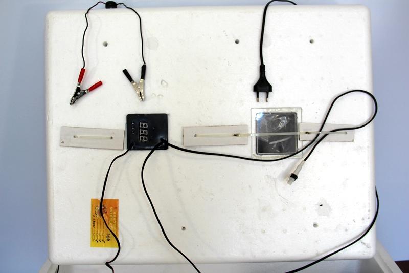 Виды и особенности инкубатора Несушка