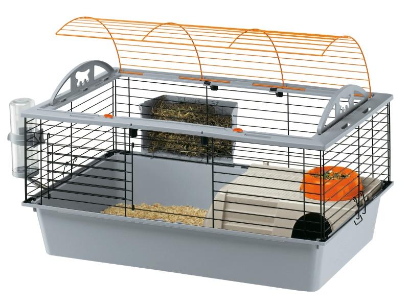 Изготовление клетки для декоративного кролика