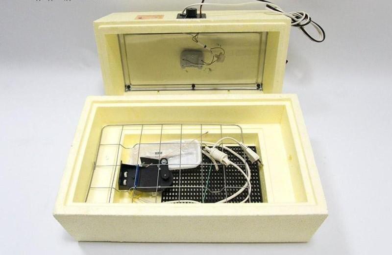 Как работает инкубатор Золушка
