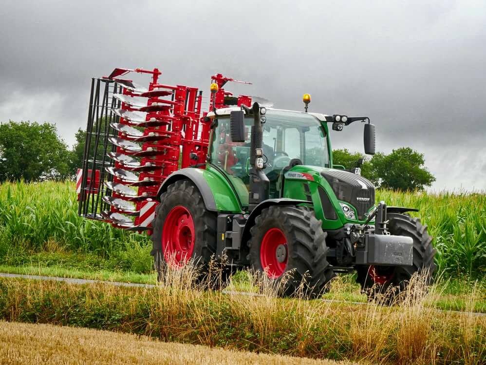 Виды сельскохозяйственной техники