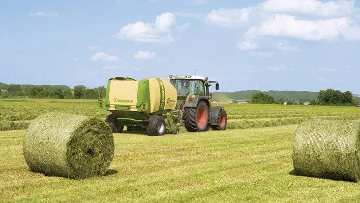 Обзор пресс-подборщиков для травы, соломы